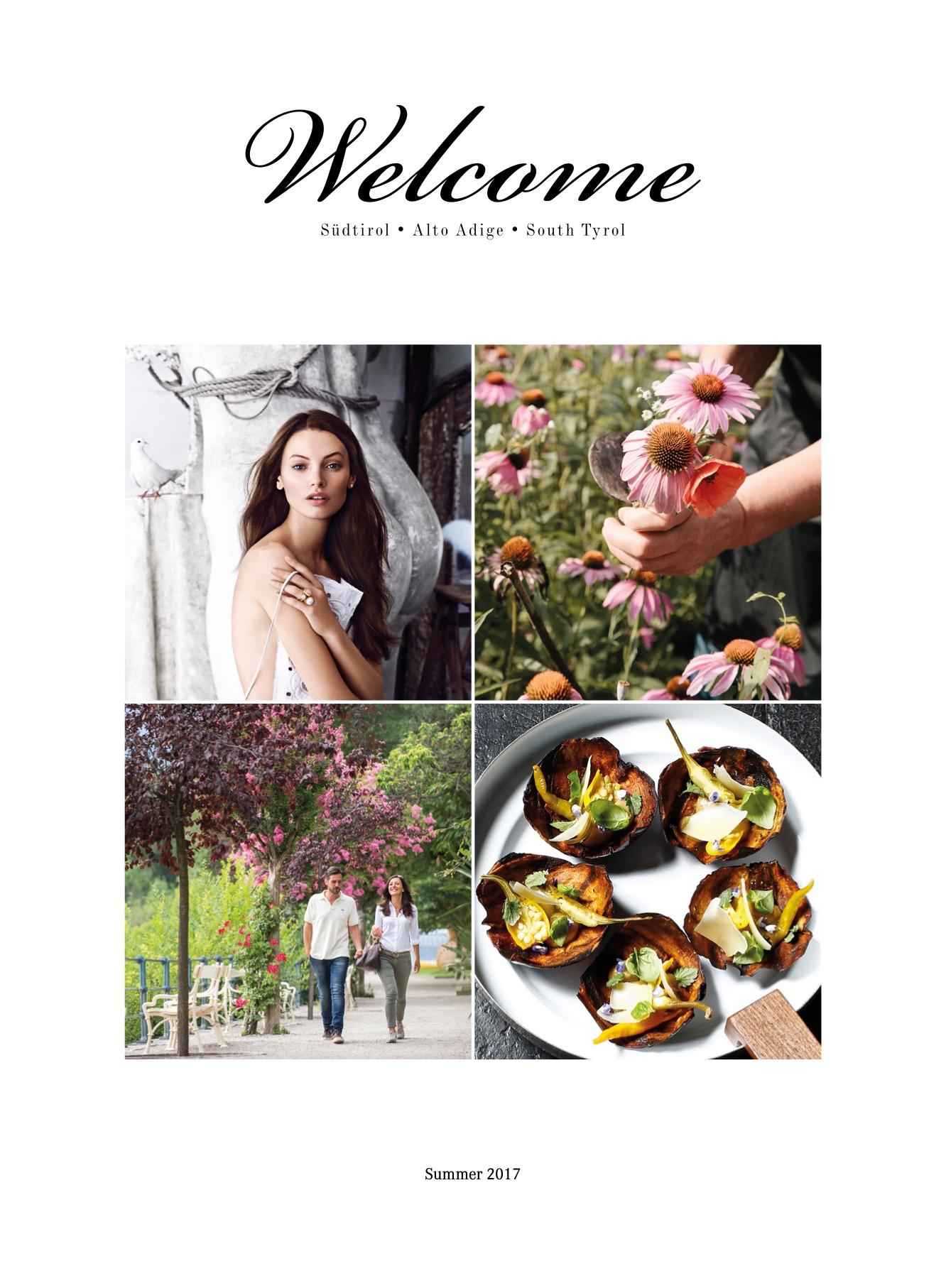 Welcome Magazine | Estate 2017