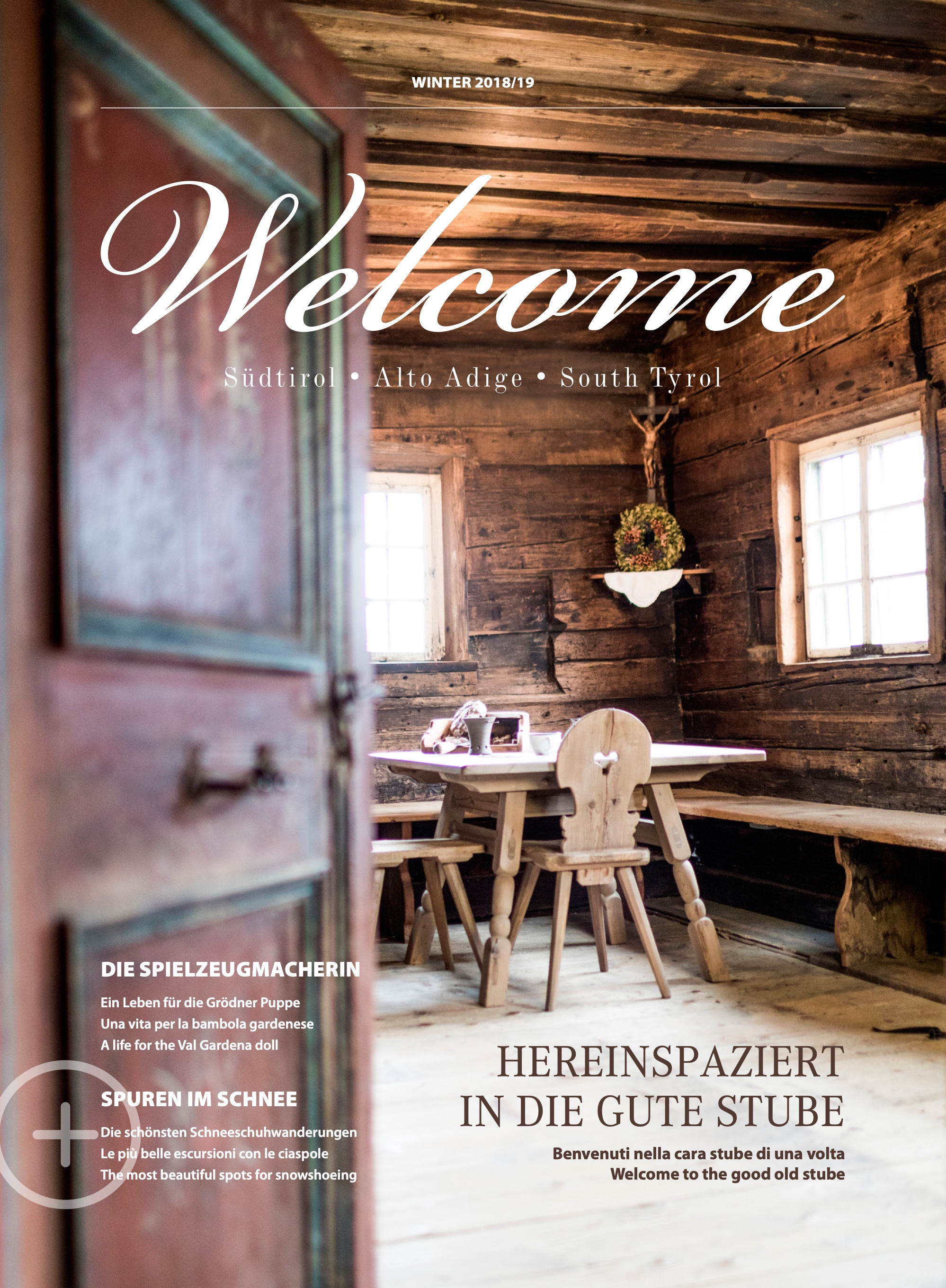 Welcome Magazine | Winter 2018/2019