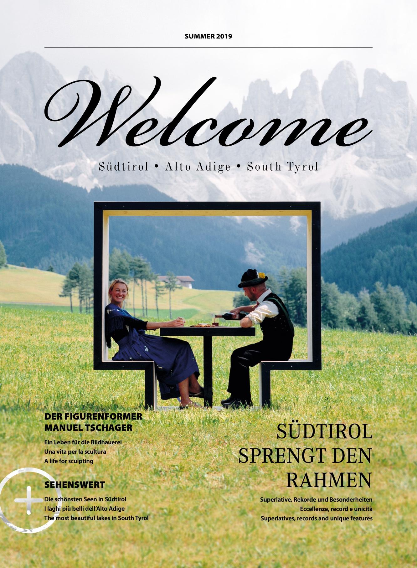 Welcome Magazine   Estate 2019