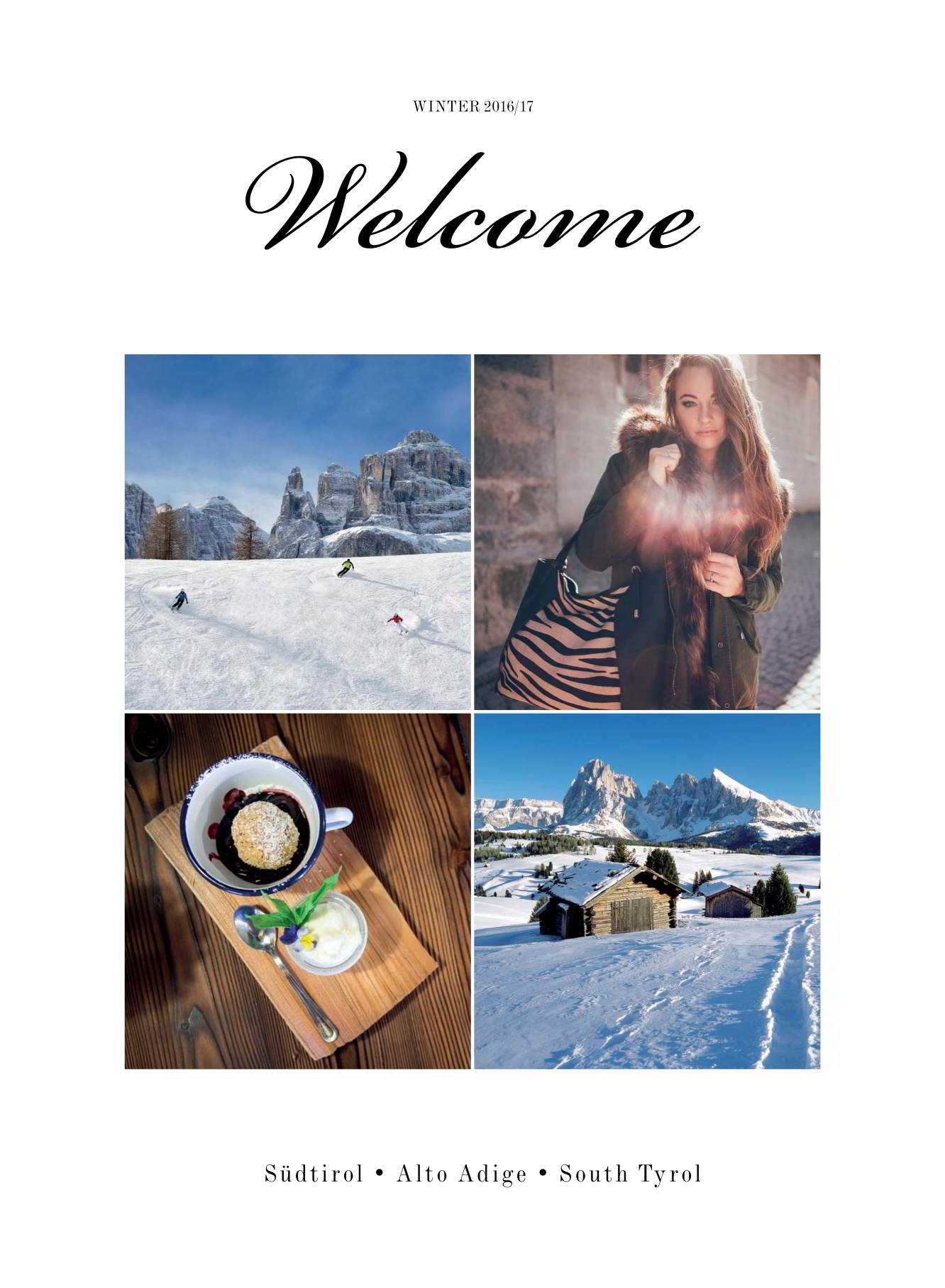 Welcome Magazine | Winter 2016/2017